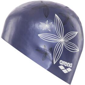 arena Sirene Cap Women hand draw-blue